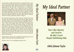 My Ideal Partner Createspace Book Cover